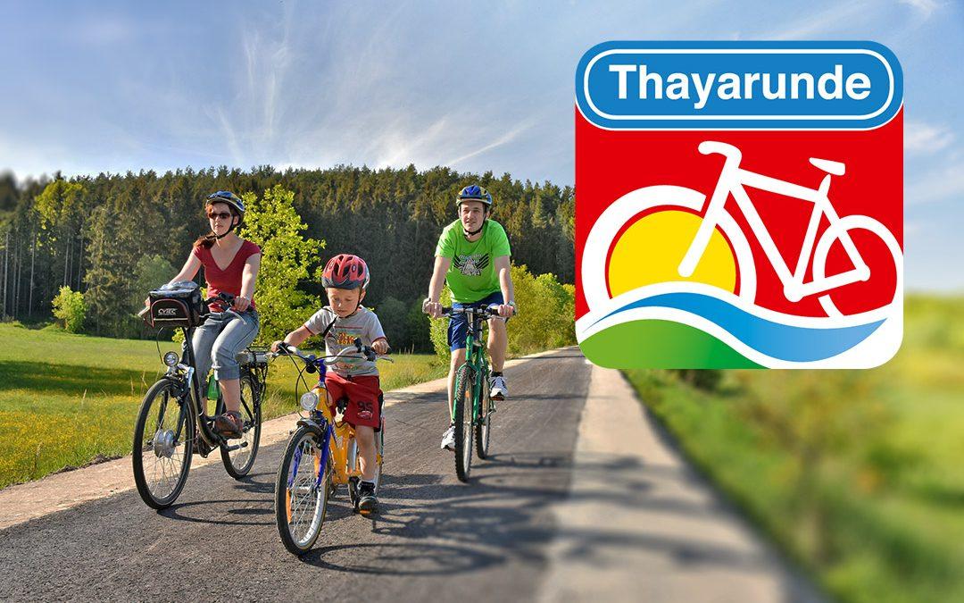 Radweg Thayarunde