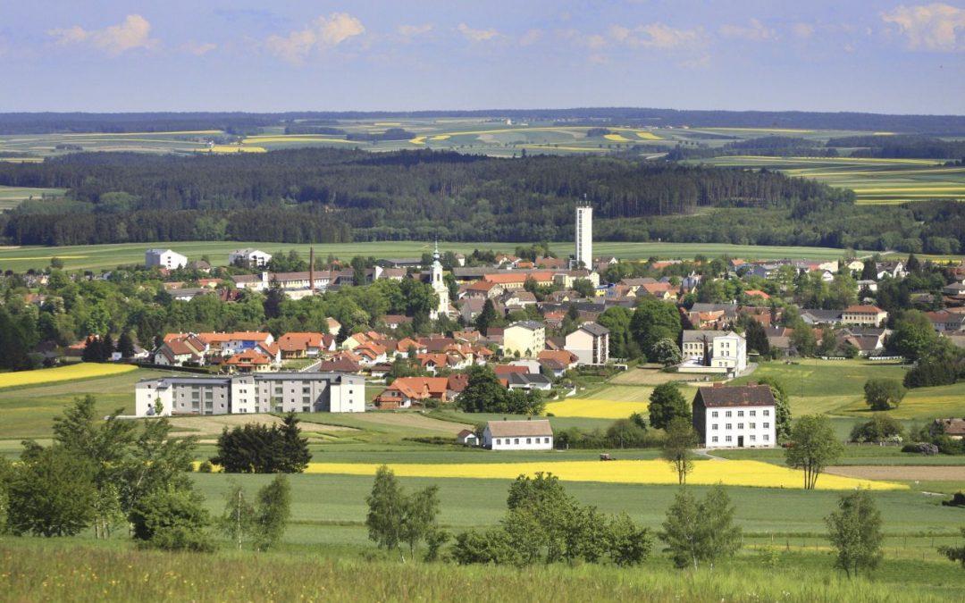 Fahrradsegnung in der Stadtpfarrkirche Groß-Siegharts