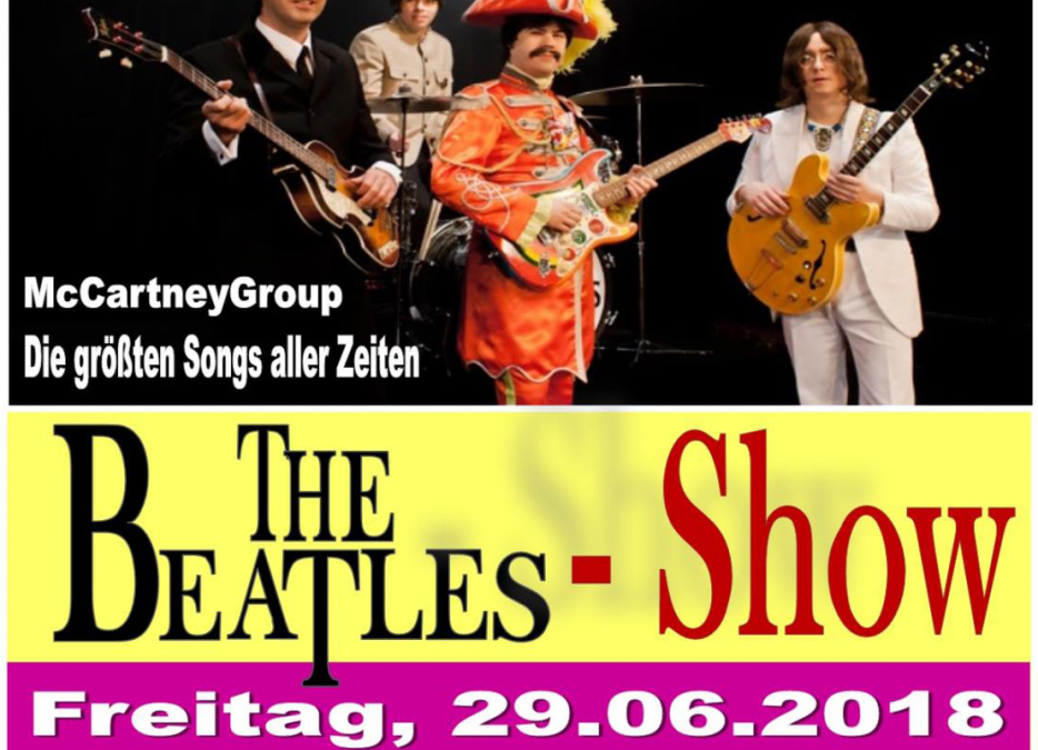 The Beatles-Show