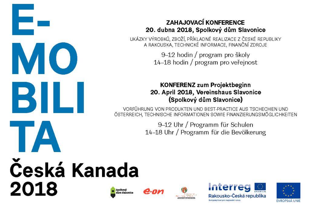 E- Mobilita Konferenz