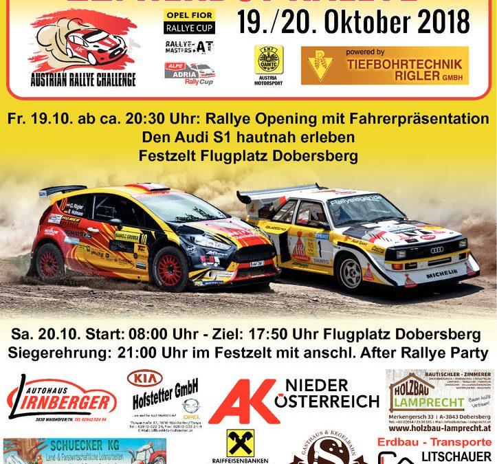 22. Herbst Rallye