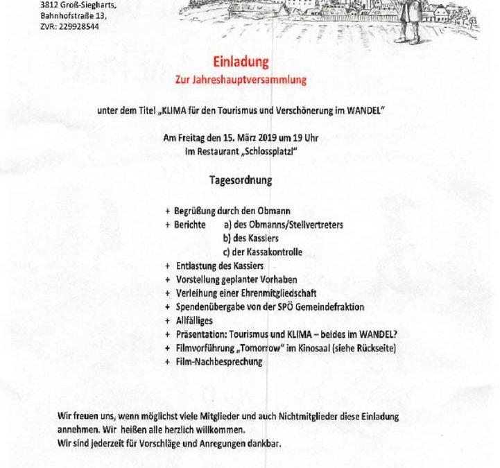 """Tourismus- und Verschönerungsverein (TW) """"Bandlkramerlandl"""""""