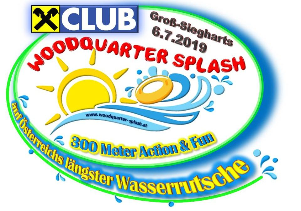 2. Raiffeisen-Club Woodquarter-Splash
