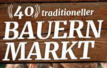 40. Waldviertler Bauernmarkt am 6. und 7. Juli 2019