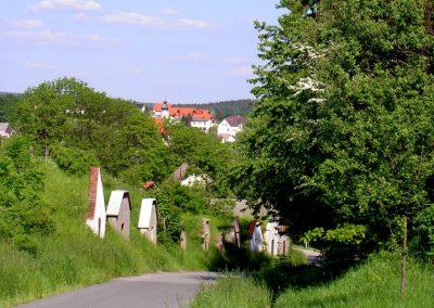 Kellergasse in Markl