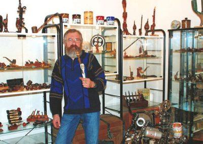 Pfeifenmuseum Franz Ledinger